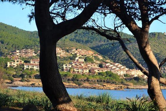 Résidence club Odalys Porto Corallo : Vue générale