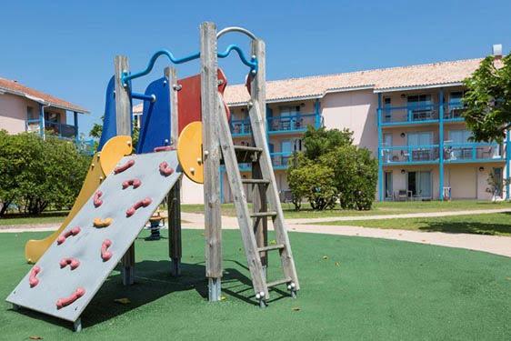 Résidence club Odalys Résidence du Port : Espaces enfants