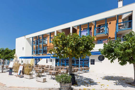 Résidence club Odalys Résidence du Port : Restauration