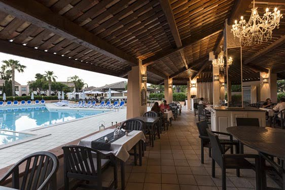Résidence club Odalys Sognu di Mare : Restauration