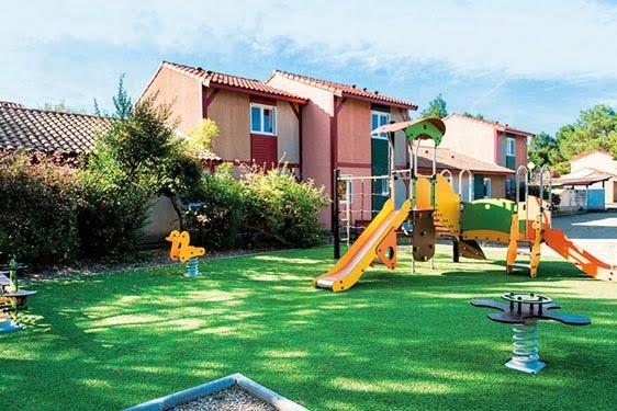 Résidence club Odalys Villas du Lac Soustons : Espaces enfants