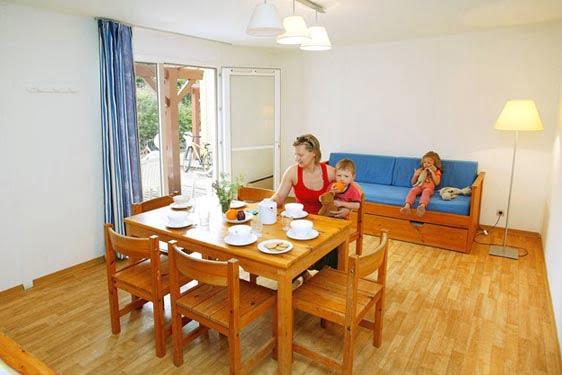 Résidence club Odalys Villas du Lac Soustons : Chambres