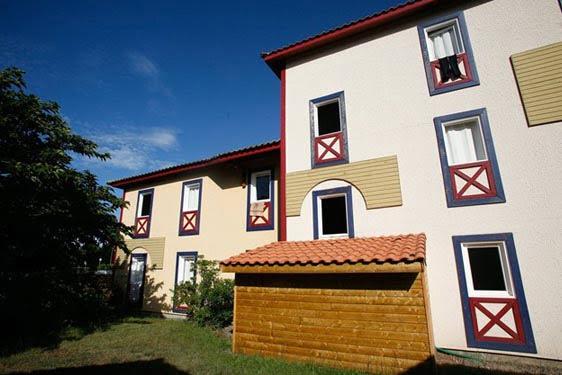 Résidence club Odalys Villas du Lac Soustons : Infrastructures