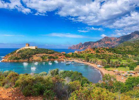 Sous le soleil de la Corse avec les clubs de vacances Odalys et Belambra