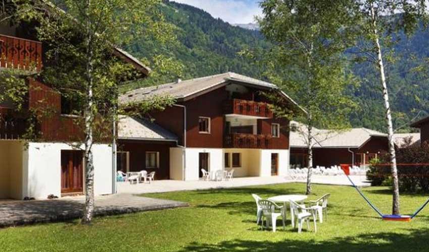 nemea residence le grand tetras samoens chalet section rhones alpes