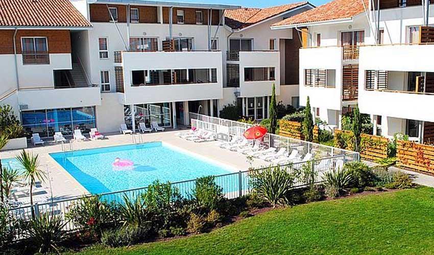 nemea residence logements avec piscine appartements