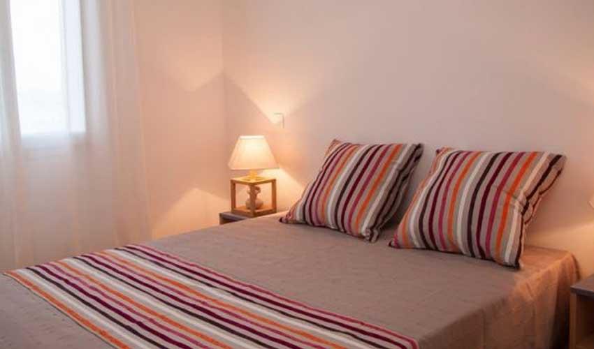 nemea residence vacances en corse residence Macinaggio chambre