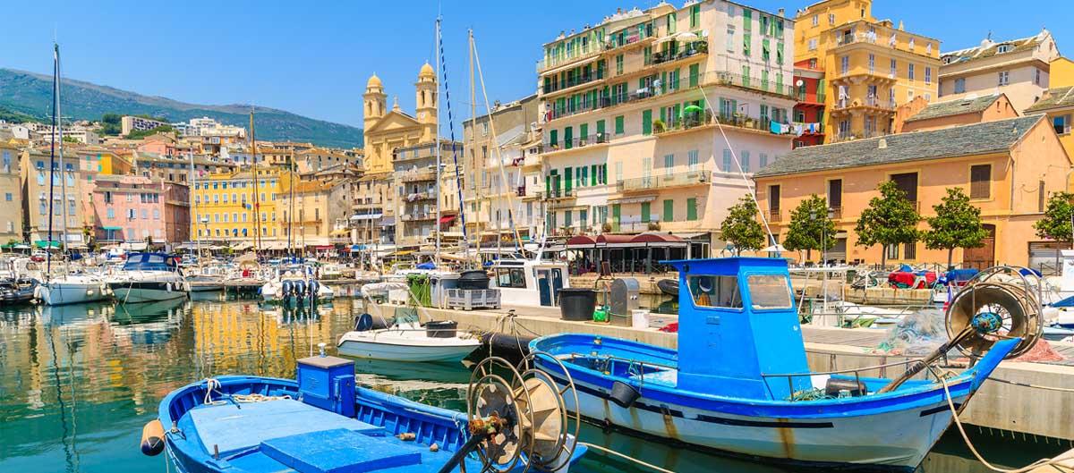 nemea residence vacances en corse port de bastia
