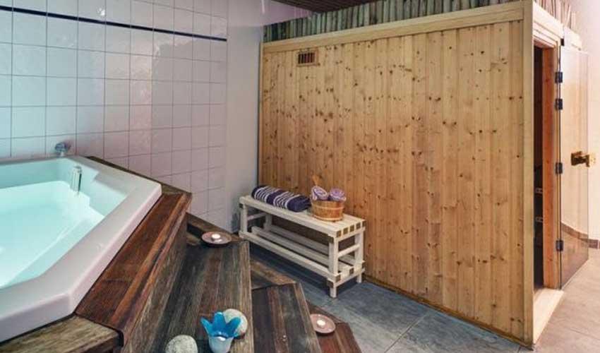 nemea vacances ski espace bien etre sauna et jacuzzi alpes residence