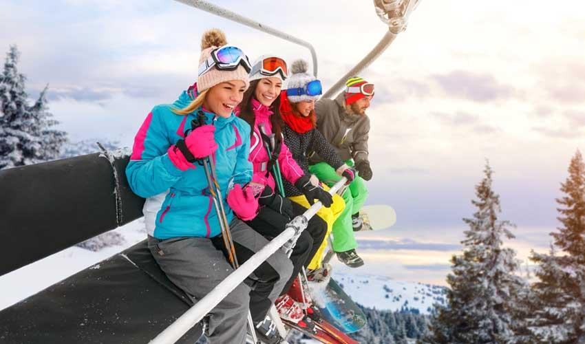 nemea vacances ski remontee mecanique ski groupe
