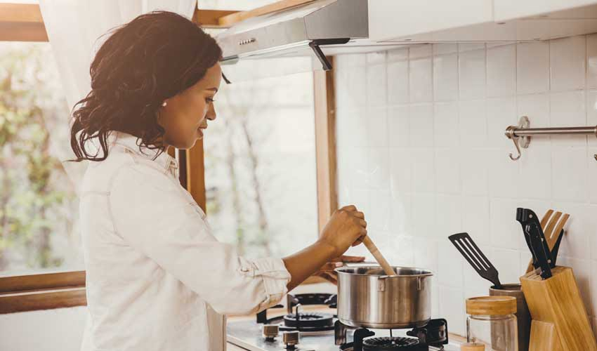 Cuisine équipée dans les résidences partenaires Lagrange