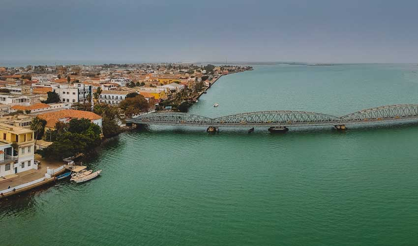 senegal a faire saint louis pont faidherbe
