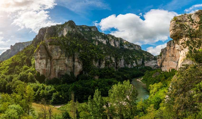 vvf villages vacances bien etre aveyron gorges du tarn montagne