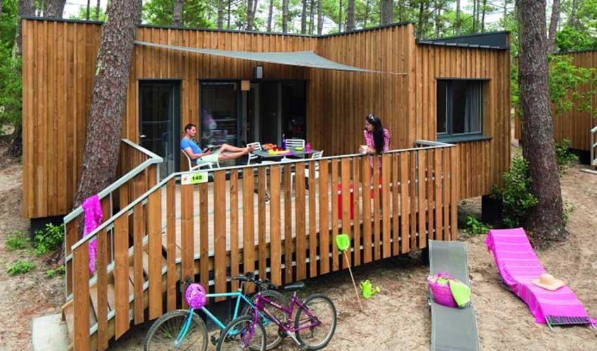 vvf villages vacances avec bebe club intense lege cap ferret lodge