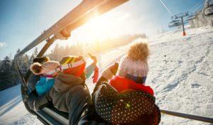 Partir avec VVF Villages pour ses vacances au ski en famille