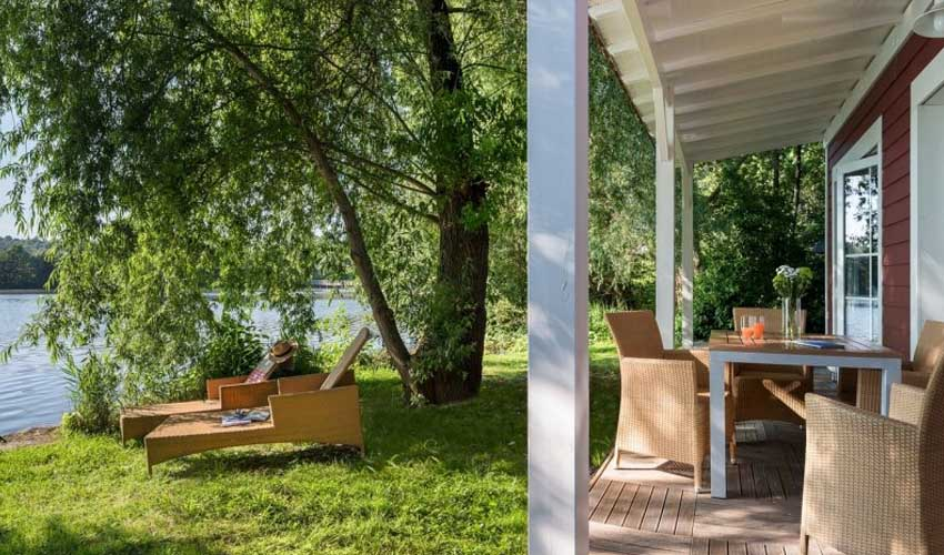 center parcs lac ailette logement