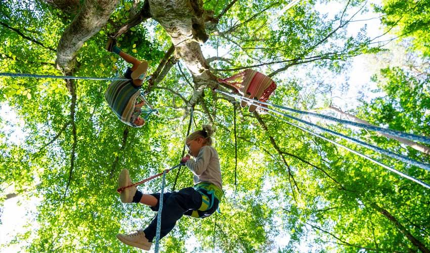 huttopia vacances en villages avec enfants activites ludiques