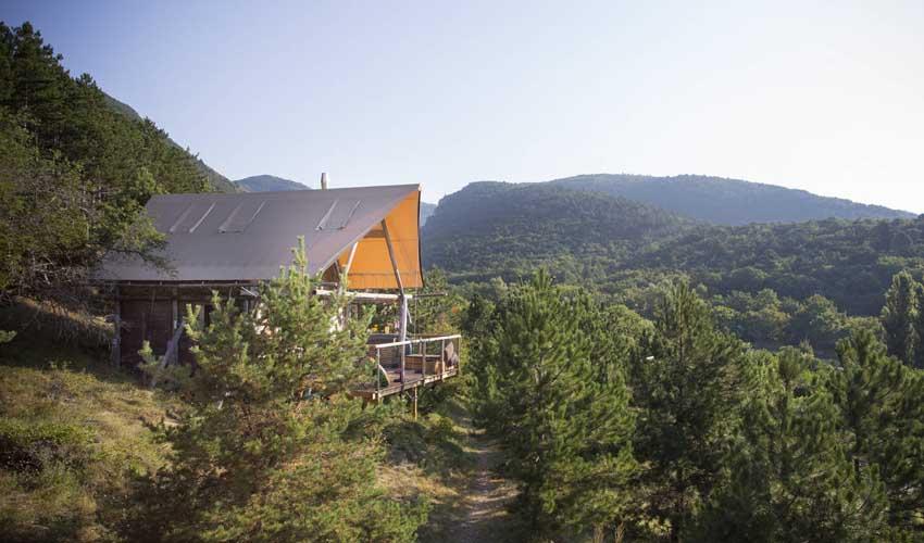 huttopia villages cahutte logement