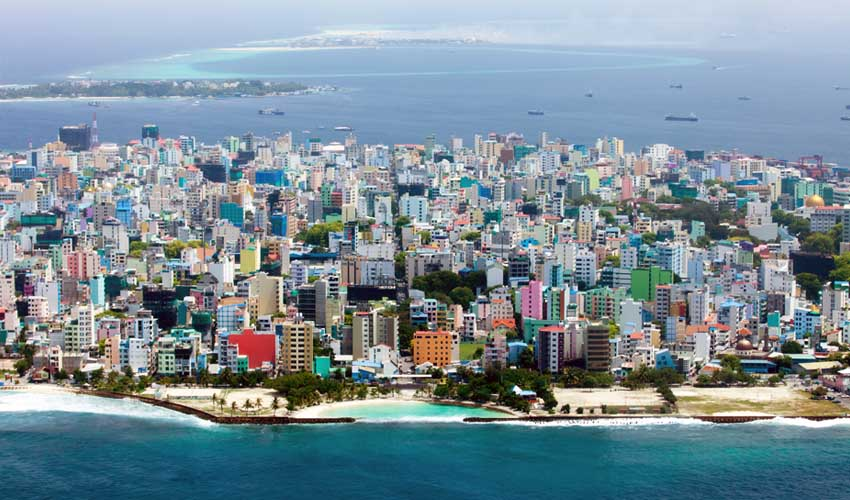 maldives a faire malé