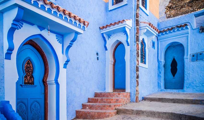 maroc a faire chefchaouen ville bleue