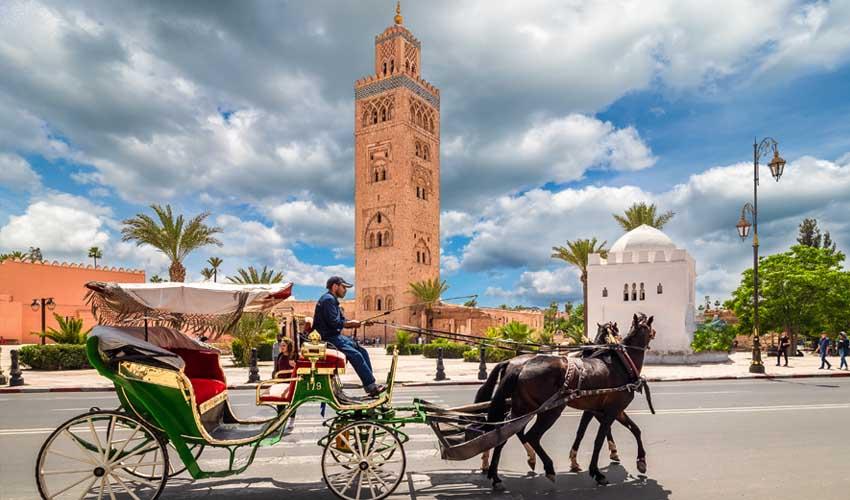 maroc a faire marrakech