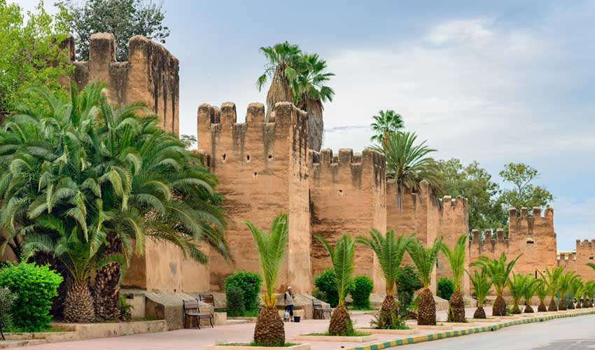 maroc taroudant vieille ville forteresse