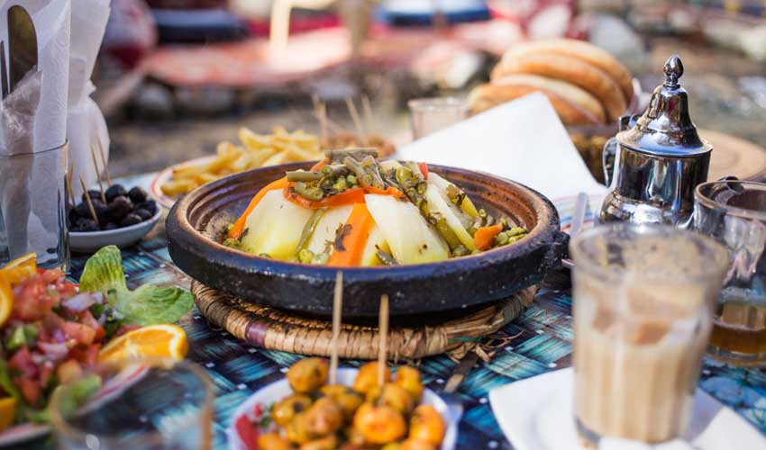 maroc pas cher manger local nourriture et specialites marocaines