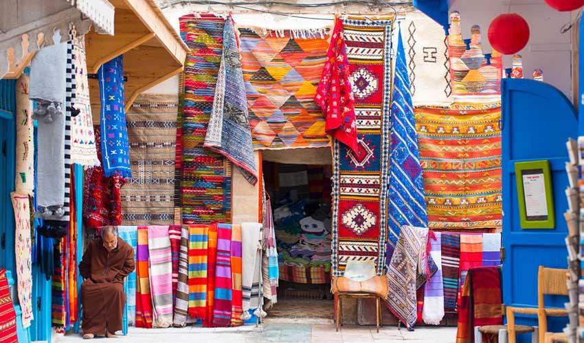 maroc pas manquer souk essaouira