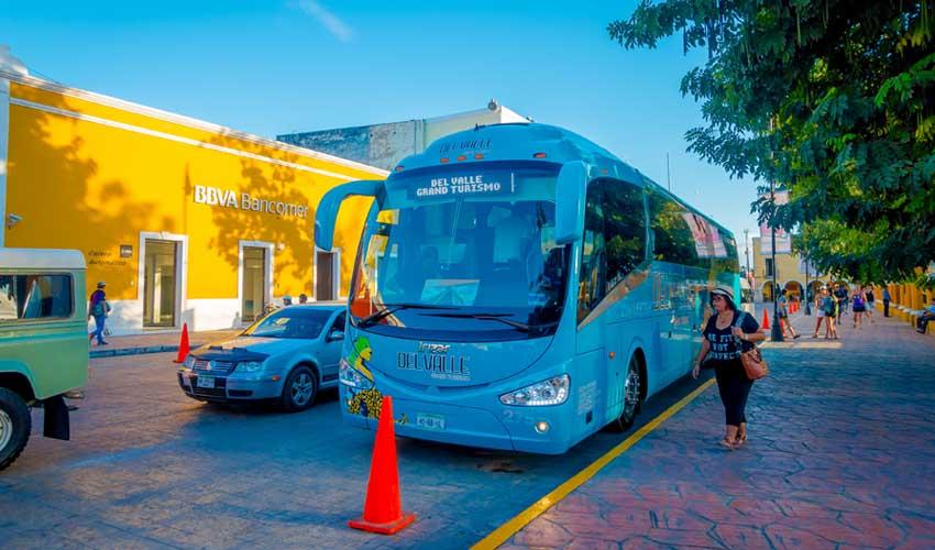 mexique pas cher bus transports