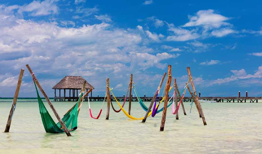 mexique pas cher plage paradisiaque holbox