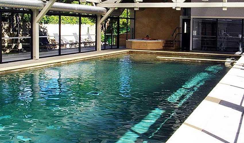 nemea residence rando et piscines : equipements aquatiques interieurs mazets du ventoux