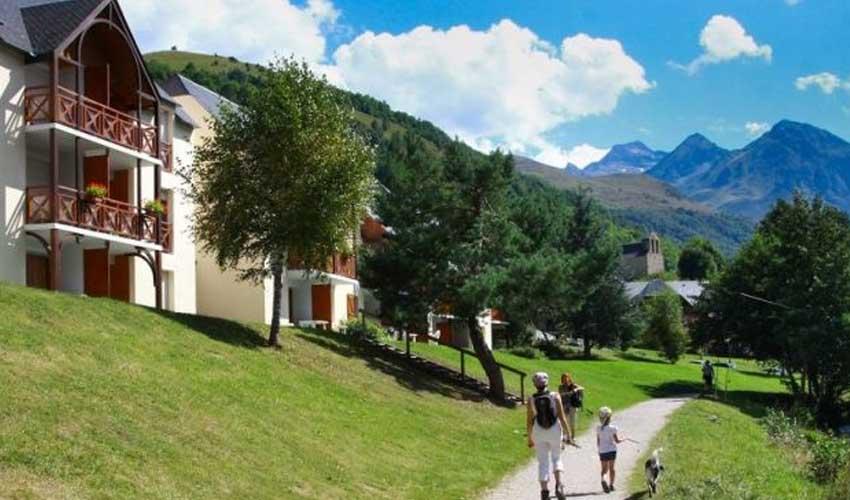 nemea residence rando et piscines pyrennees logements