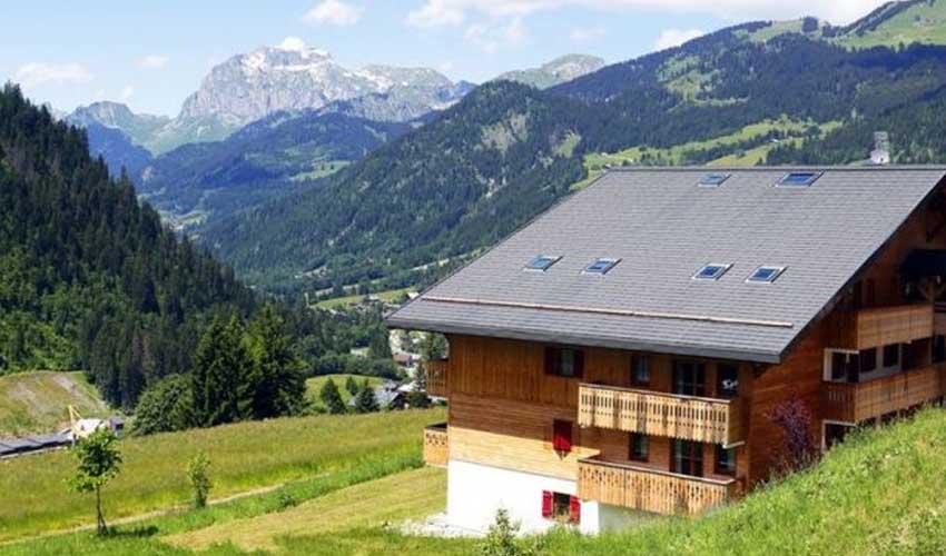 nemea sejour montagne en ete le grand lodge residence