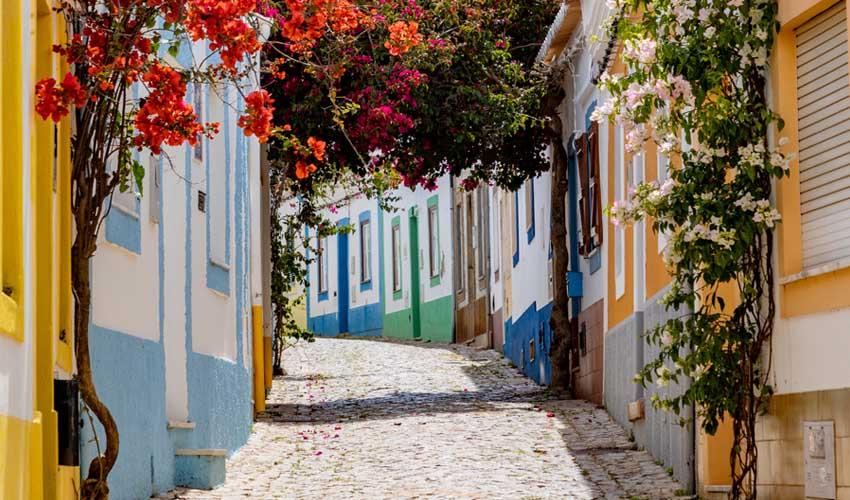 portugal a faire portimao ferragudo village