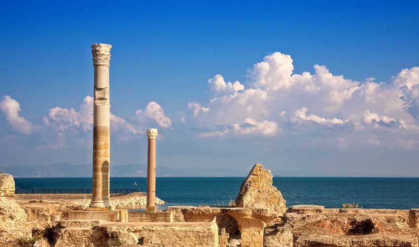 tunisie a faire carthage