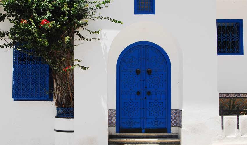 tunisie a faire sidi bou said maison tradi