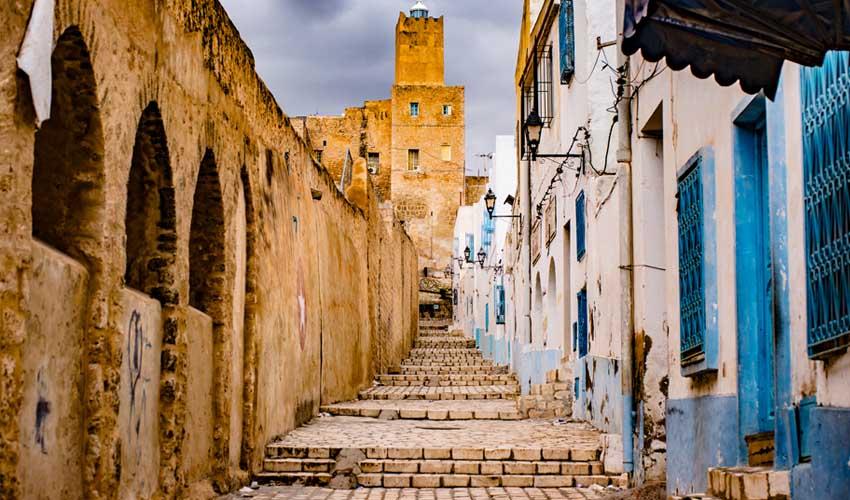 tunisie a faire sousse medina