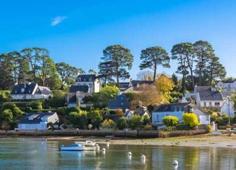 Club et villages vacances Bretagne