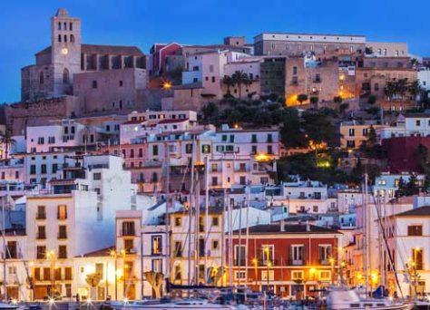 Club vacances Ibiza