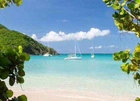Club et villages vacances Martinique et Guadeloupe