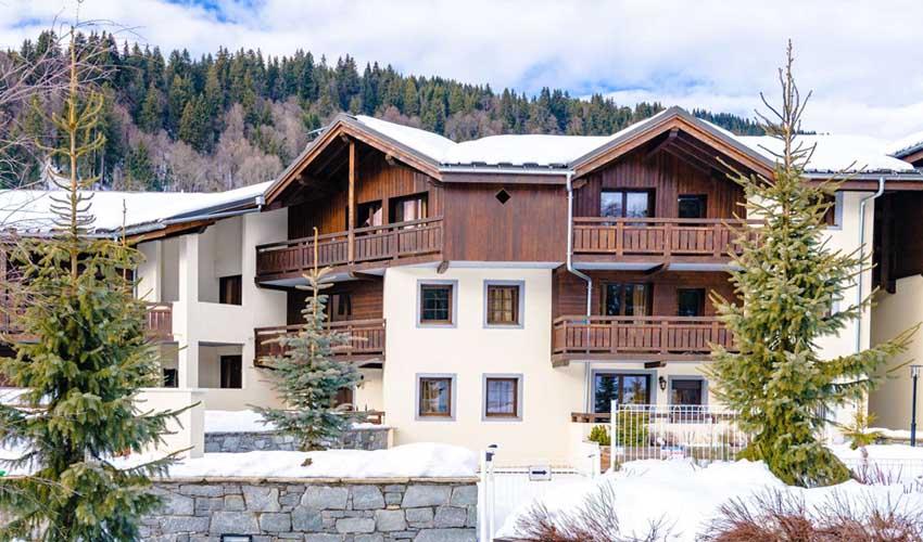 lagrange residences sejours ski les fermes d'emiguy