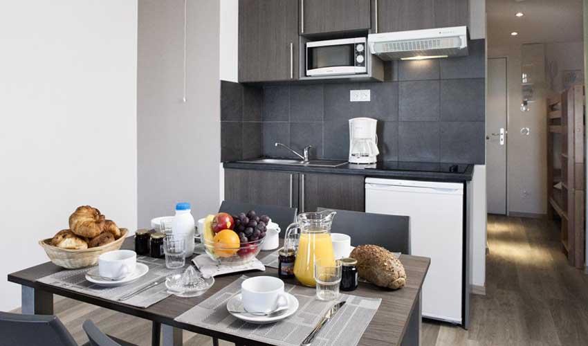 lagrange vacances les avis residence les menuires cuisine appartement