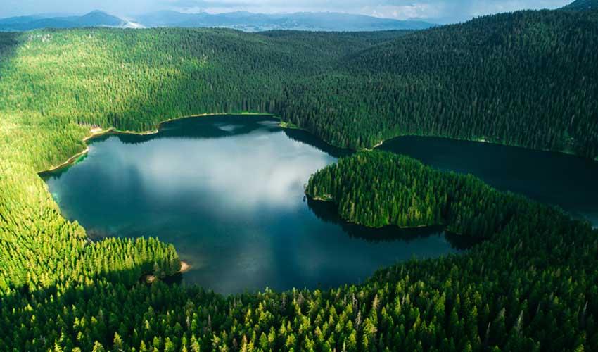 montenegro a faire lac noir parc du durmitor