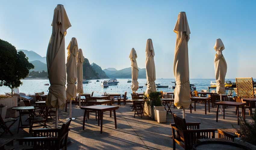 montenegro pas cher sejour all inclusive restaurant vue sur lac