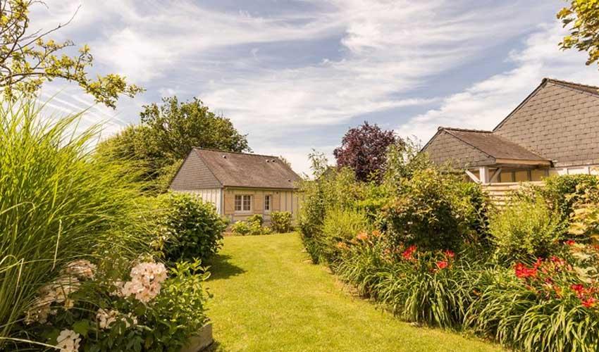 pierre&vacances vacances de la toussaint normandy garden village exterieur
