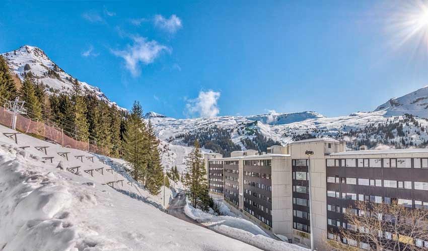 Résidence La Foret : ski avec Pierre & Vacances