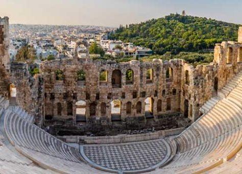 Club vacances Athènes