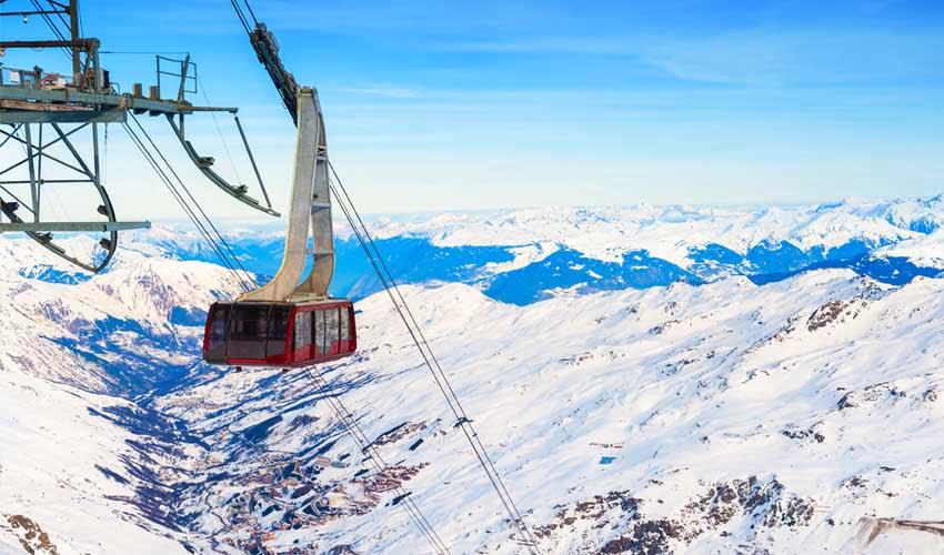 Vente flash Travelski : promo dans des stations de ski