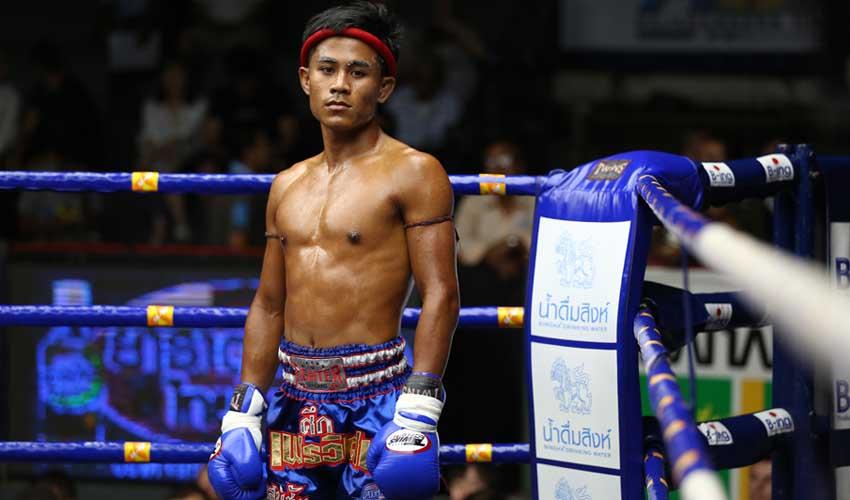 thailande a faire boxe thai match phuket