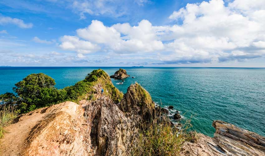 thailande a faire koh lanta trek mu koh lanta national park